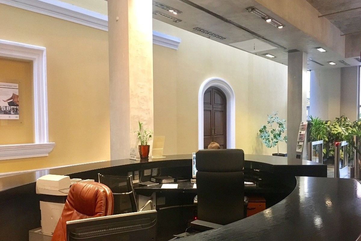 Бизнес-центр Знаменка